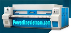 Industrial Flatwork ironer 3 meter 3 rolls PFC 48x120-3 USA