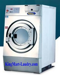 Hardmount economy washer/ extractor HE series 45.3 kg USA,