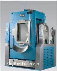 Softmount industrial washer/ extractor SA 135 kg USA